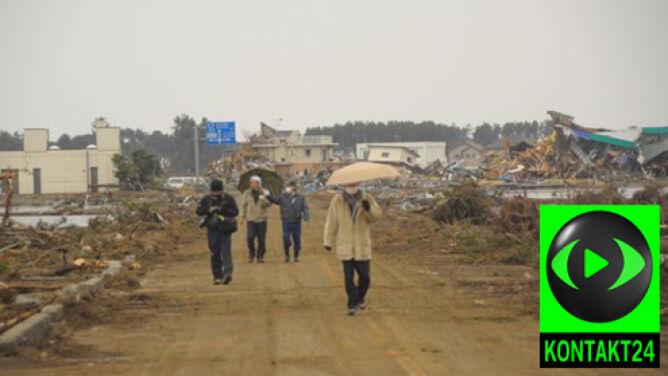 Kolejne trzęsienie ziemi w Japonii