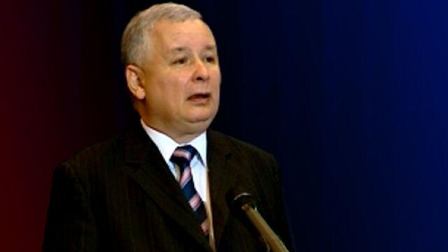 Jarosław Kaczyński: przeciwnik może zaskoczyć