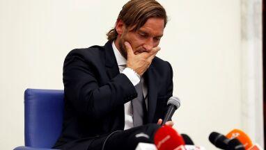 Media: Francesco Totti ma koronawirusa. Kibice zaniepokojeni