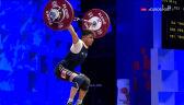 Csengeri najlepsza w rwaniu w kategorii do 49 kg w ME