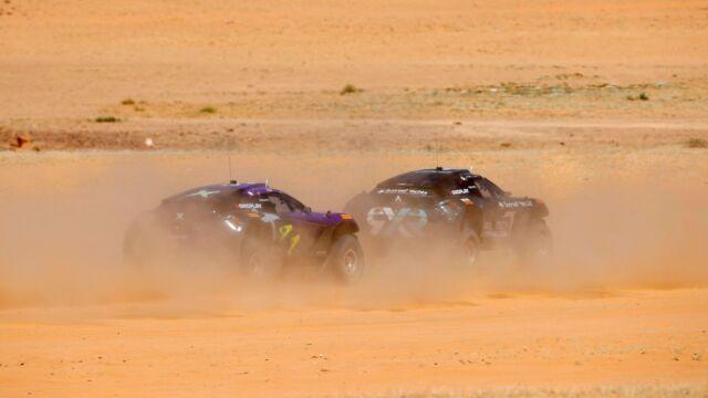 Ruszyła nowa seria wyścigowa. Triumf Rosberg X Racing w Arabii Saudyjskiej