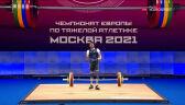Csengeri mistrzynią Europy w kategorii do 49 kg w podnoszeniu ciężarów