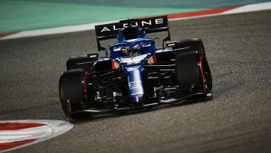 Mistrz wrócił do F1, wyścig zniszczyła mu awaria.