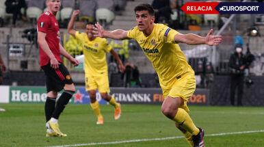 Villarreal - Manchester United w finale Ligi Europy (RELACJA)