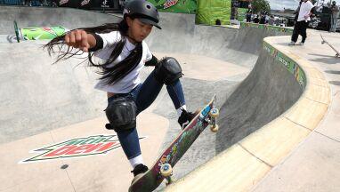 12-latka z kwalifikacją olimpijską. W Tokio napisze historię