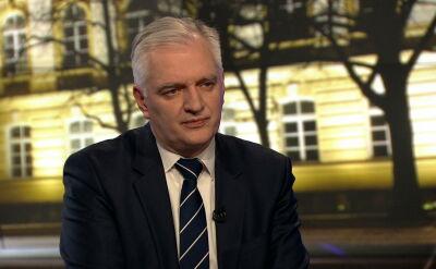 """Kaczyński o ściganiu Tuska? """"Takie sformułowanie nie padło"""""""