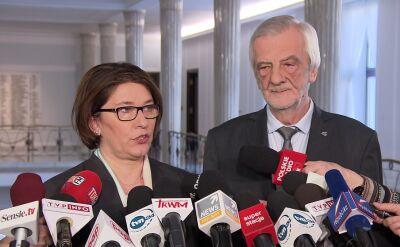 PiS rozważa wniosek do prokuratury  w sprawie posłów opozycji