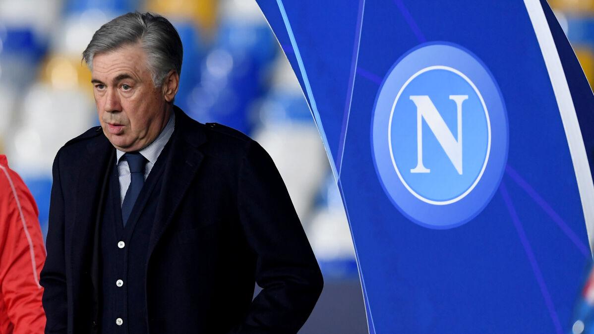 Wysoka wygrana i awans w LM na nic. Ancelotti zwolniony z Napoli
