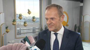 Tusk: Europa będzie się angażowała tylko wtedy, jeśli będzie widać, że Polakom zależy