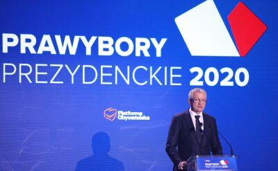 Jacek Jaśkowiak: to najważniejsze decyzja w historii Platformy Obywatelskiej