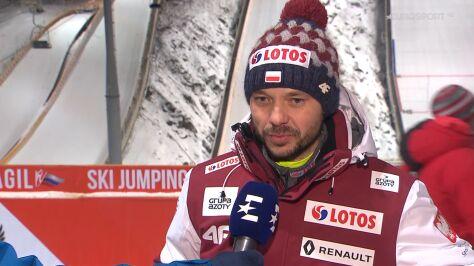 """Polacy zdominowali konkurs, trener zaskoczony nie był. """"Pokazaliśmy, że jesteśmy najlepsi"""""""