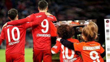 """Rozczulające zdjęcie córeczki Lewandowskiego. """"Nowa idealna para Bayernu"""""""