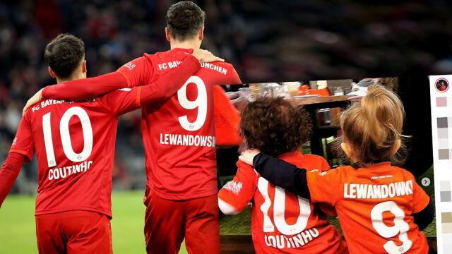 """Córeczki jak tatusiowie.  """"Nowa idealna para Bayernu"""""""