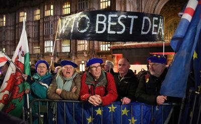 Brytyjskie media o głosowaniu nad brexitem