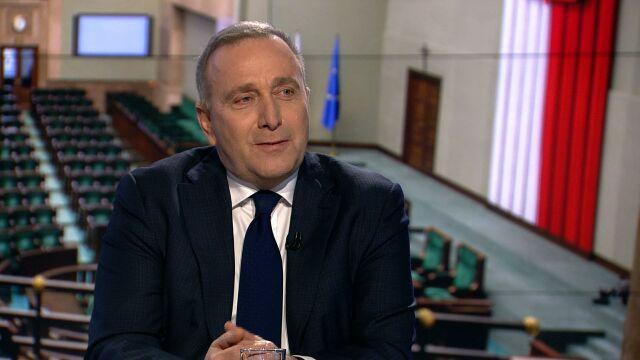 """Grzegorz Schetyna o 500 plus i """"trzynastce"""" dla emerytów"""