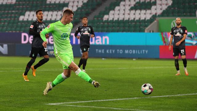 """""""Mini-Lewandowski"""" strzelił pierwszego gola w Bundeslidze"""