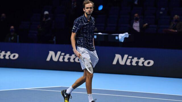 Brak radości po życiowym sukcesie. Triumfator ATP Finals wyjaśnił zagadkę