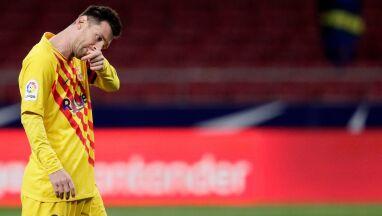 Messi nie zagra w Lidze Mistrzów. W Hiszpanii niedowierzanie