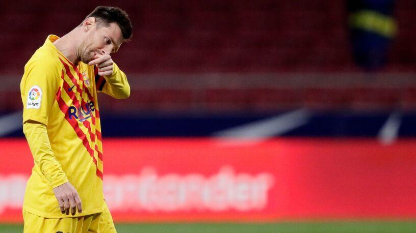 Messi nie zagra w Lidze Mistrzów