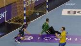 Dwie świetne akcje z 1. połowy meczu Łomża VIVE Kielce – Flensburg