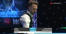 Trump awansował do ćwierćfinału Gibraltar Open