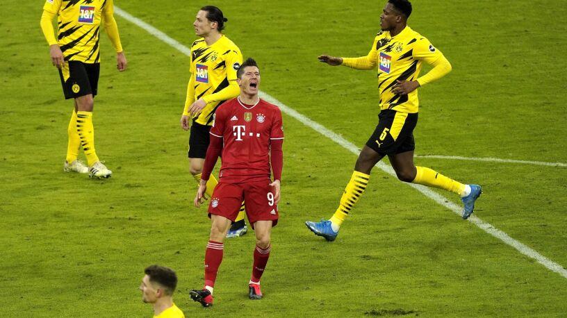 Niezawodny Lewandowski. Bayern był wielki w hicie