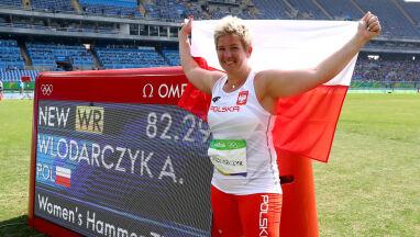 Anita Włodarczyk chciała zakończyć karierę.