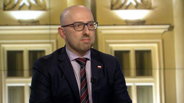 Krzysztof Łapiński o prezydenckim referendum