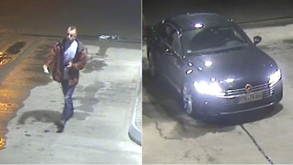 Przyjechał kradzionym autem, szuka go policja