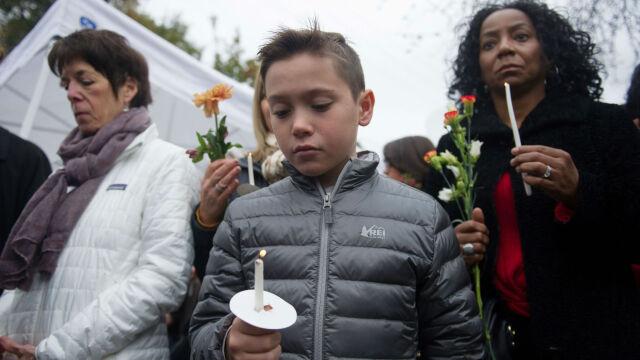 Rabbi and a pastor's prayer. Solidarity after the synagogue attack