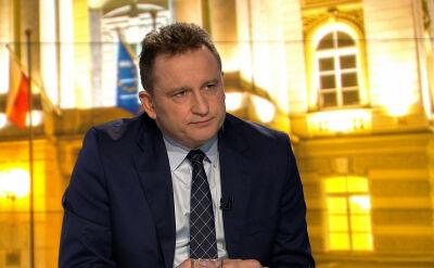 Generał Miłkowski o kierowcy, który spowodował ostatnią kolizję rządowej kolumny