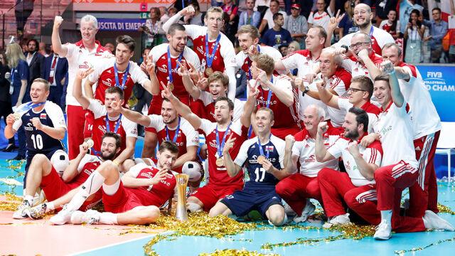 Polscy siatkarze poznali rywali w walce o igrzyska