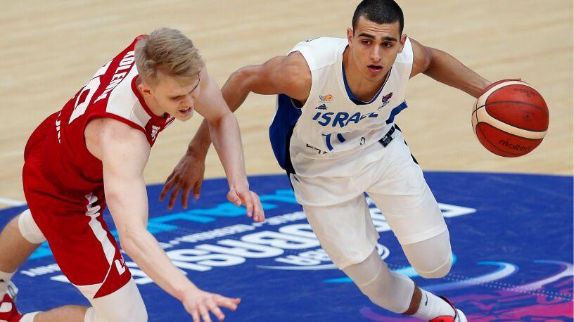 Izrael znowu za mocny dla polskich koszykarzy