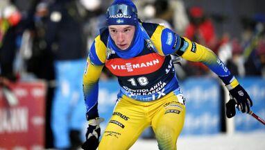 Piekielnie szybki pościg Szweda. Niespodziewane rozstrzygnięcie w biathlonie