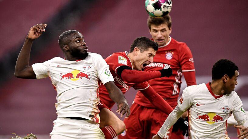 Szalony hit w Monachium. Sześć goli, Bayern dwa razy przegrywał