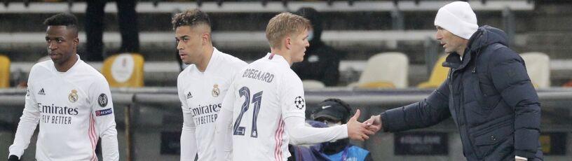 Zidane nie poda się do dymisji