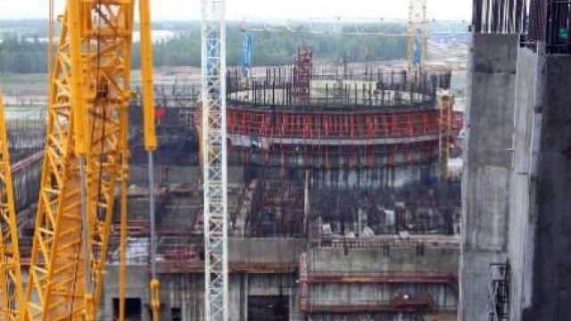 Obudowa reaktora jądrowego do wymiany. Choć podobno nie jest uszkodzona