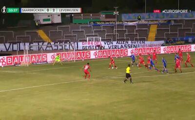 Weiser uratował Bayer przed stratą gola