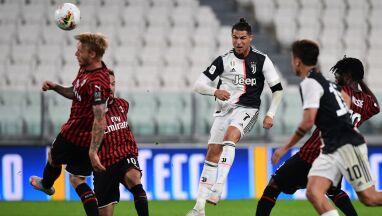 Ronaldo gubił piłkę, nie wykorzystał karnego. Juventus zagra jednak w finale