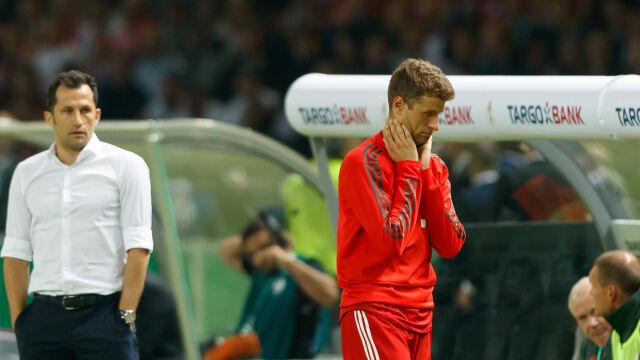 Mueller ocenił politykę transferową Bayernu. Musiał się gęsto tłumaczyć