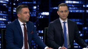 Cezary Tomczyk i Zbigniew Gryglas w