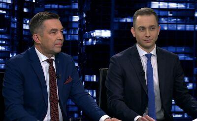 """Cezary Tomczyk i Zbigniew Gryglas w """"Kropce nad i"""""""