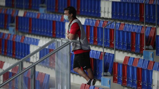 Wrześniowy powrót kibiców na hiszpańskie stadiony coraz mniej prawdopodobny