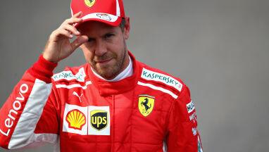 Oferta dla Vettela.