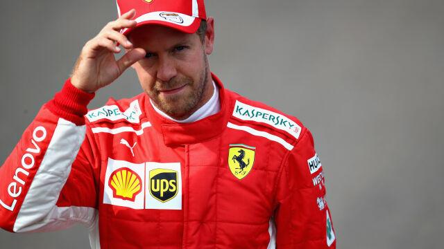 Transfer Vettela oficjalnie potwierdzony