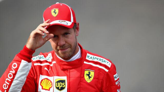"""Oferta dla Vettela. """"Jeżeli chce do nas dołączyć, jest mile widziany"""""""