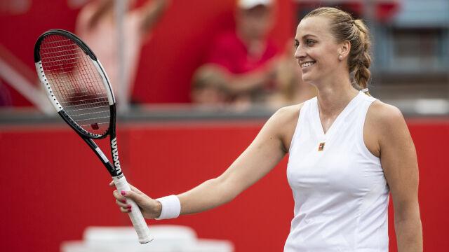 """Kvitova sceptyczna wobec US Open. """"Niektórzy nie przyjadą"""""""