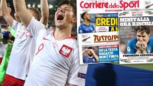 """""""Europejskie i olimpijskie marzenie rozbiło się o polski mur"""""""