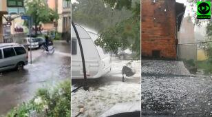 Zalania, gradobicia i nie tylko. Załamanie pogody w Polsce