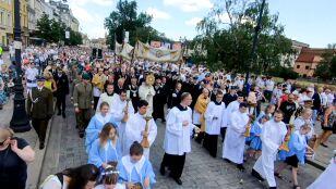 Katolicy obchodzą dzisiaj Boże Ciało